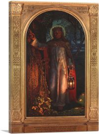 The Light Of The World 1851