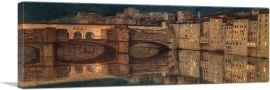 The Ponte Vecchio - Florence 1867