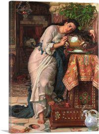 Isabella and the Pot of Basil 1867
