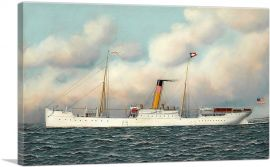 The Steam Ship S.S. Anselm Outward Bound