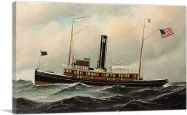 Fred B. Dalzell 1892