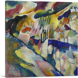 Landscape with Rain 1913