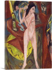 Nudo Che Si Pettina 1913