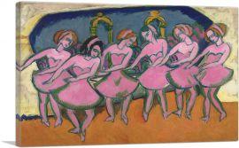 Six Dancers 1911