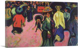 Street - Dresden 1919