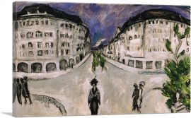 Street at Schoneberg City Park 1913