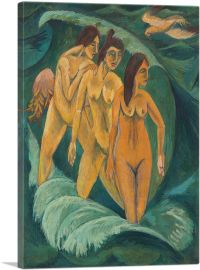 Three Bathers 1913