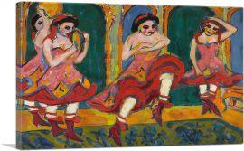 Czardas Dancers 1908