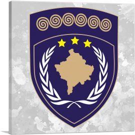 Kosovo Coat of Arms