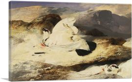 Ptarmigan in a Landscape 1833