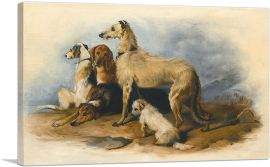 Highland Dogs 1839