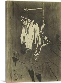 Hanging Man 1895