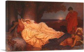 Cymon and Iphigenia 1884