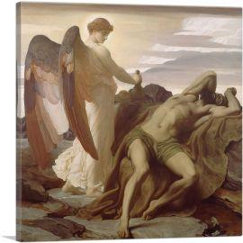 Elijah in the Wilderness 1878