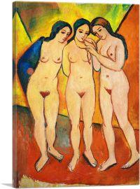 Three Nudes 1912