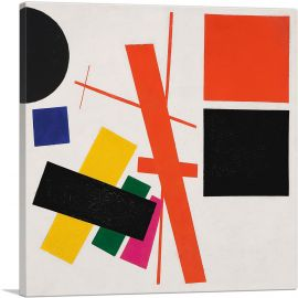 Suprematism - Nonobjective Composition