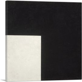 Black and White Suprematist Composition 1915