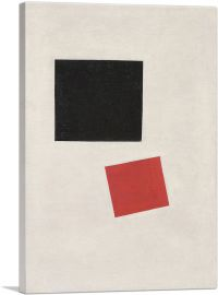 Black Square And Red Square 1915