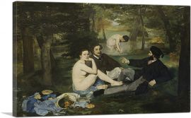 The Luncheon on the Grass 1863