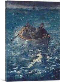 The Flight of Henri Rochefort 1881