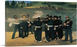 The Execution of Emperor Maximilian 1869