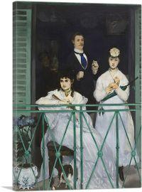 The Balcony 1869