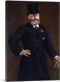 Portrait of M. Antonin Proust 1880