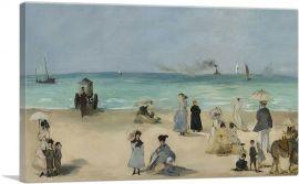 On the Beach 1868
