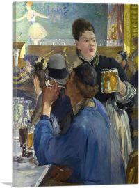 Corner of a Cafe-Concert 1880