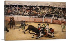 Bullfight 1866