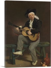 The Spanish Singer 1860