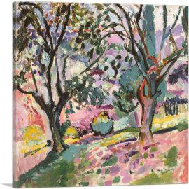 Landscape at Collioure 1905