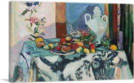 Blue Still Life 1907