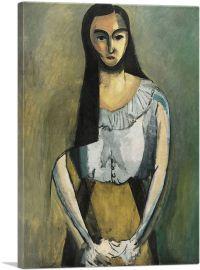 The Italian Woman 1916