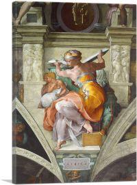 The Libyan Sibyl - Sistine Chapel Ceiling 1511