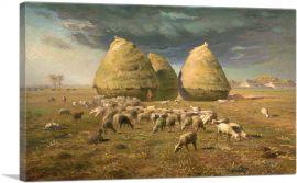 Haystacks - Autumn 1874