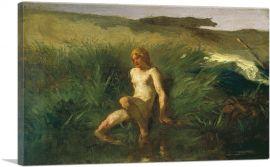 La Baigneuse 1846