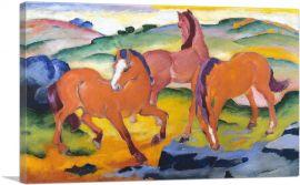 Grazing Horses IV 1911