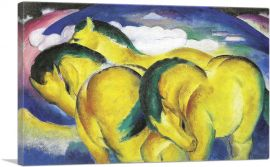 Little Yellow Horses 1912