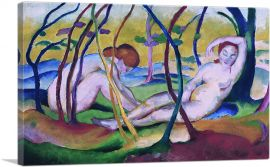 Nudes Under Trees 1911