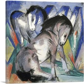 Two Horses 1913