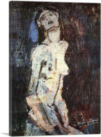 A Suffering Nude - Nu Assis 1908