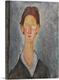 Portrait of a Student 1919
