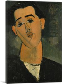 Portrait of Juan Gris 1915
