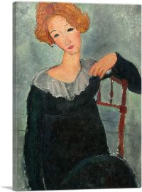 Woman with Red Hair 1917