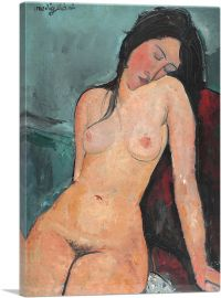 Female Nude 1916