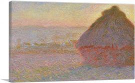 Grainstack - Sunset