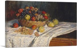 Apples and Grapes 1879