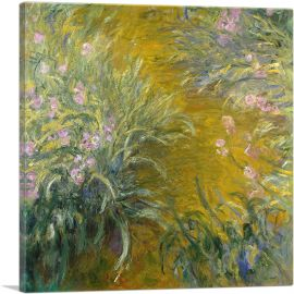 The Path through the Irises 1914
