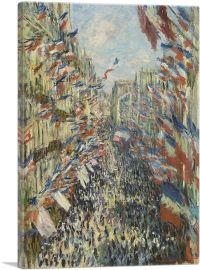 The Rue Montorgueil in Paris